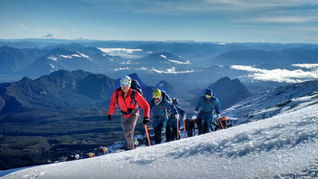 ascent villarrica volcano tour adventure