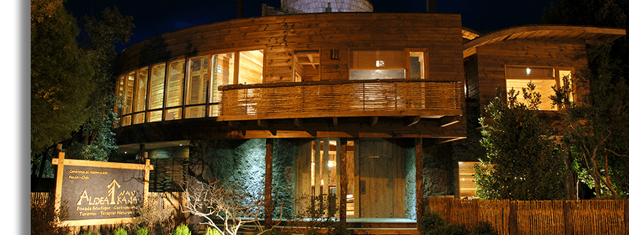 luxury accommodation pucon chile