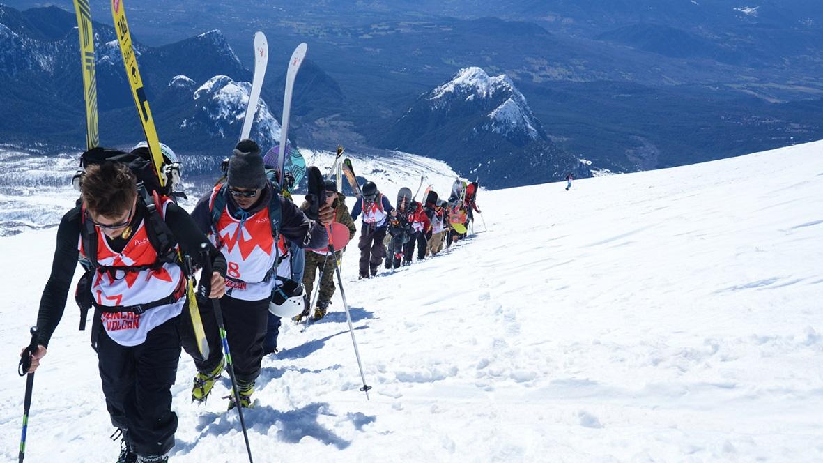 Ascenso al Volcán Villarrica