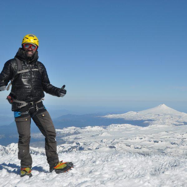 Volcan Lanin MAwida Adventures
